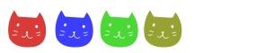 cats doodle
