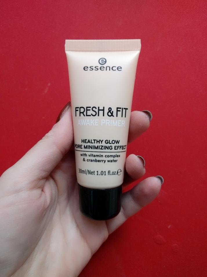 Review Essence Fresh Fit Awake Primer Eat Pray Love Beauty